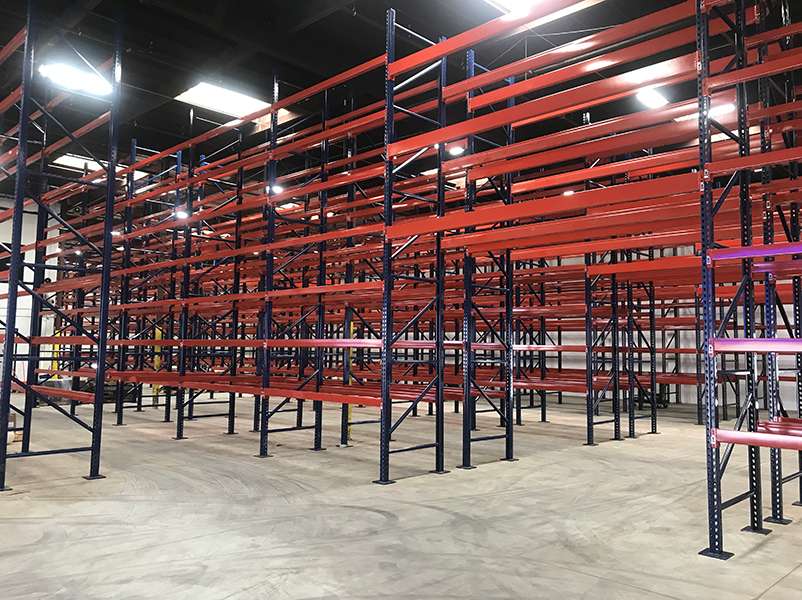 Selective Pallet Rack Systems