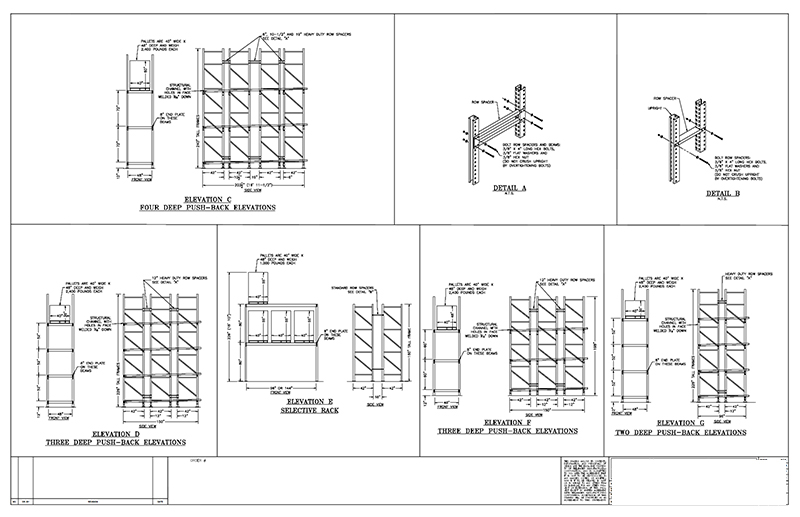 Warehouse Layout & Design Services by HD SHELVING