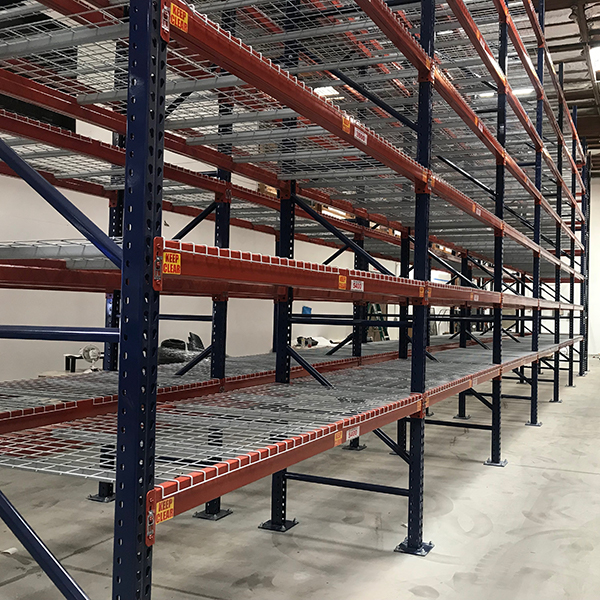 Wire Decks by HD SHELVING