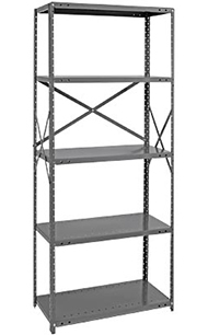 Shelf Master Steel Shelving