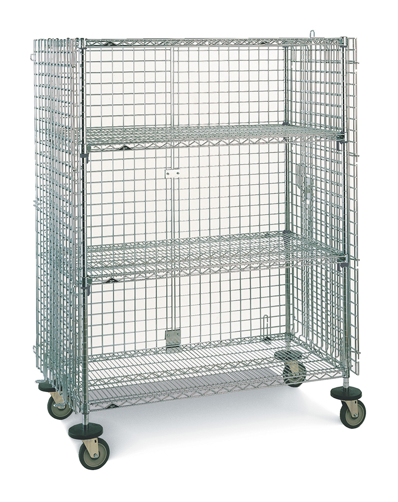 Security Wire Cages