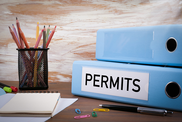 Warehouse permitting Services